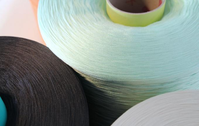 carpet yarns different colors