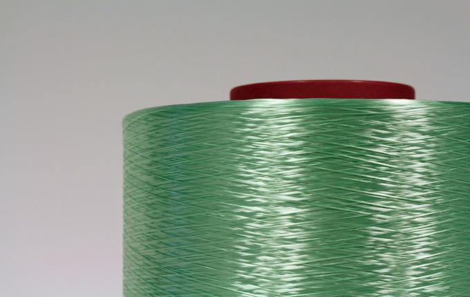 Green Industrial yarns