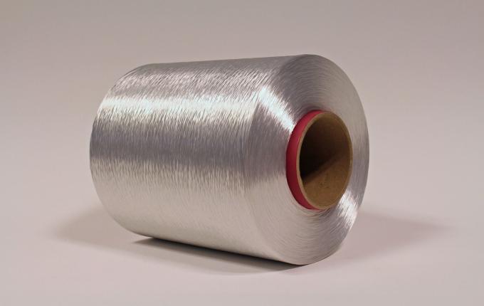 White rPET industrial yarn