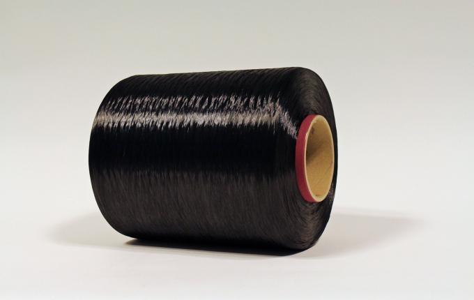 Schwarzes rPET Industriegarn MOPET-r Garn 4535T