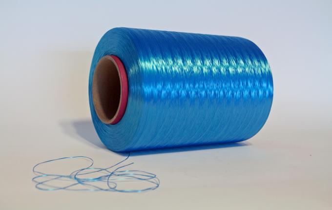 msp emmen blue colored rpet industrial yarns