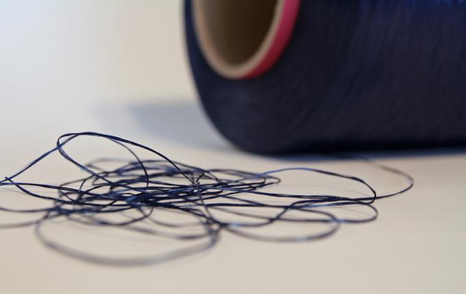 msp emmen dark blue colored rpet industrial yarns